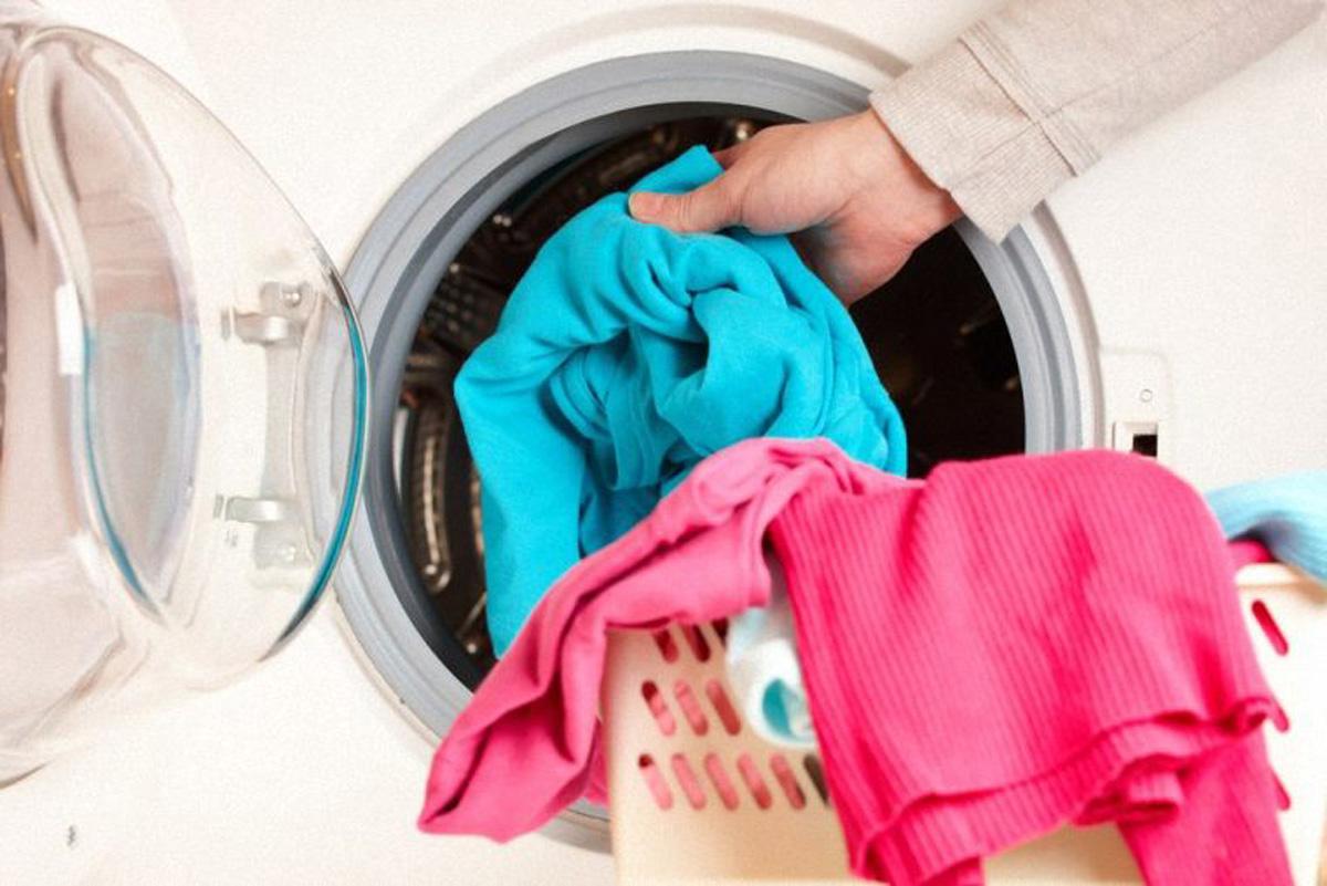 giặt ít quần áo không tiết kiệm điện