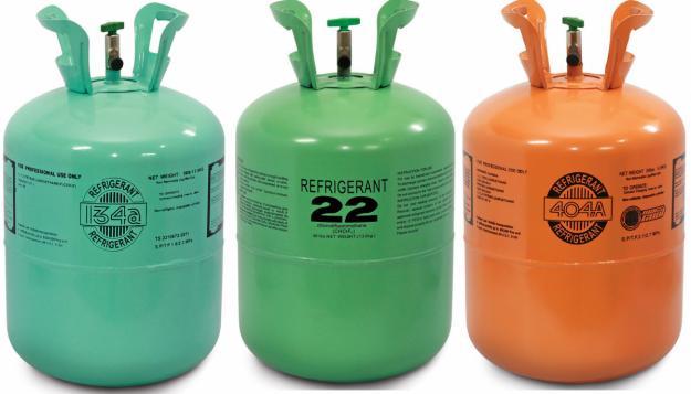 các loại nạp gas máy lạnh