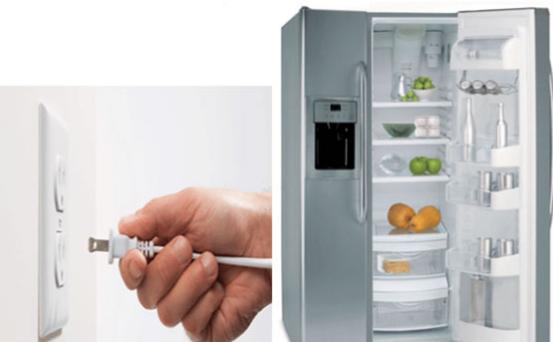 có nên rút điện tủ lạnh thường xuyên