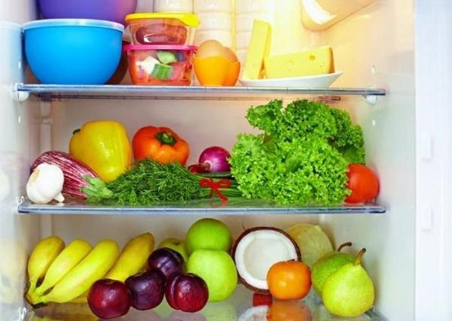 những thực phẩm cần có trong tủ lạnh