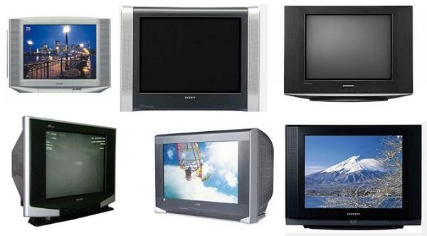 tivi quá cũ gây ra hiện tượng nhiễm từ
