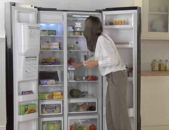 tủ lạnh hoạt động liên tục có hỏng không
